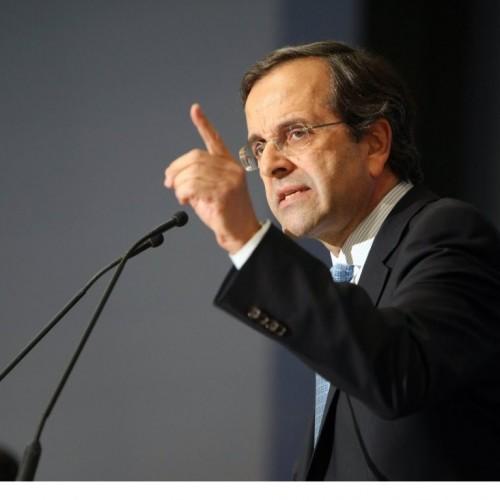 Σαμαράς: Να ακυρωθεί το δημοψήφισμα - Να συνεχιστούν οι διαπραγματεύσεις