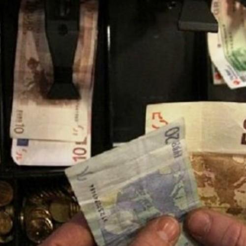 30χρονος έκλεψε 560 ευρώ από κατάστημα, στη Βέροια