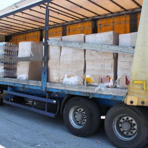 Συνελήφθησαν 3 άτομα στον Προμαχώνα για εισαγωγή λαθραίων ποτών στην ελληνική επικράτεια