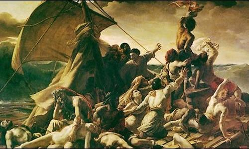 Οι «διαθέσιμοι» ή οι ναυαγοί της «Μέδουσας» του Γιώργου Μαργαρίτη