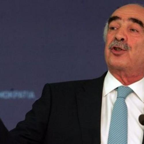 Μεϊμαράκης: Θα σκεφτόμασταν σοβαρά τη συμμετοχή μας σε κυβέρνηση εθνικής συνεργασίας