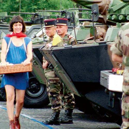 """Τρίτη 21/7,στο """"Θερινό Σινεμά"""", στο πάρκο των Αγ. Αναργύρων στη Βέροια: """"Το κορίτσι της επανάστασης"""""""