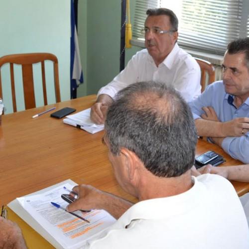 Κοινή σύσκεψη για το εξαγωγικό αδιέξοδο των αγροτικών προϊόντων Aντιπεριφερειαρχών Ημαθίας και Πέλλας