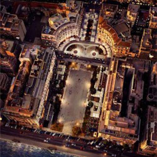Η Πλατεία Αριστοτέλους από ψηλά!