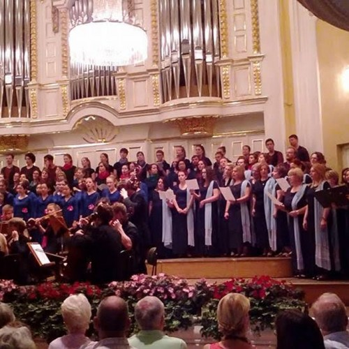 "H χορωδία ενηλίκων του Δήμου Αλεξάνδρειας ""Αλεξανδρινές φωνές"", στο Salzburg της Αυστρίας"