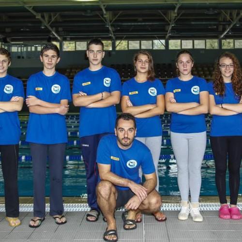 Αναχώρησε για την Πάτρα η Αγωνιστική ομάδα κολύμβησης του Πήγασου Ημαθίας