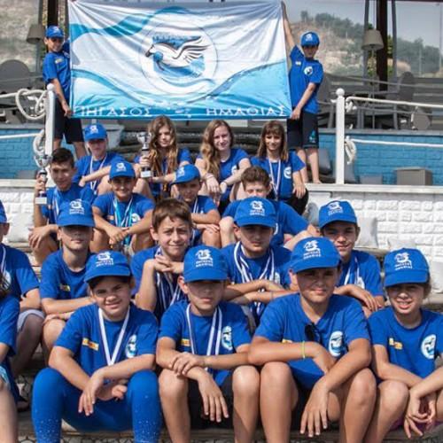 Ανασκόπηση 1ης χρονιάς της πρωταγωνιστικής ομάδας κολύμβησης του Πήγασου Ημαθίας