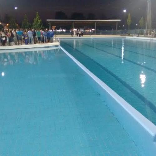 Εγκαίνια κολυμβητηρίου Ζερβοχωρίου Ημαθίας