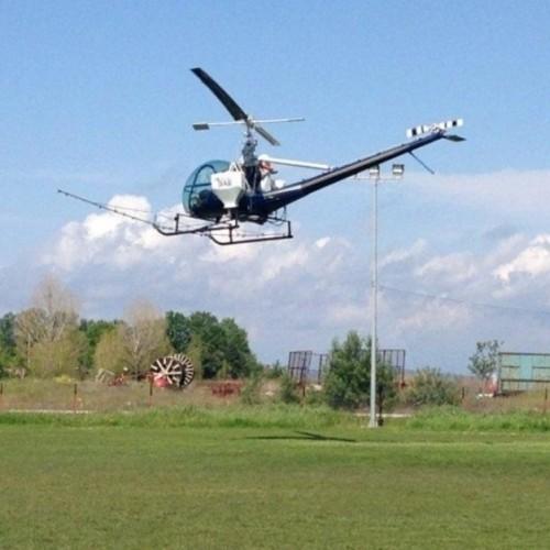 Καταπολέμηση κουνουπιών στην Κεντρική Μακεδονία