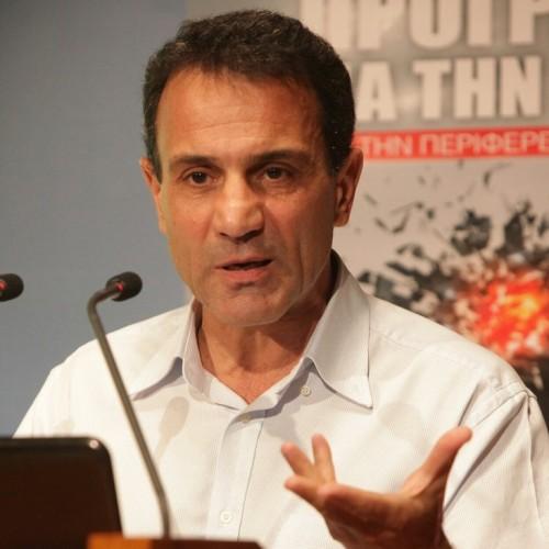 Κώστας Λαπαβίτσας: Η υποταγή στον εκβιασμό δεν είναι λύση