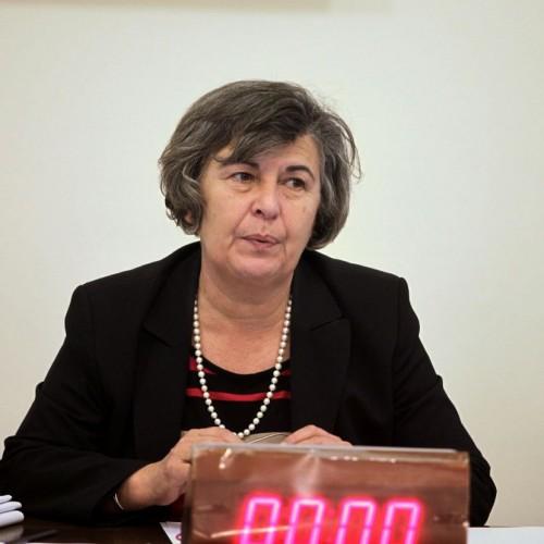 Δέσποινα Χαραλαμπίδου, βουλευτής του ΣΥΡΙΖΑ: Δεν πρόκειται να ψηφίσω ένα σκληρό τρίτο Μνημόνιο
