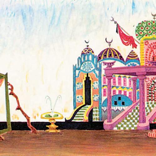 """Νίκου Χατζηκυριάκου Γκίκα """"Η παράγκα και το σαράι"""" - Σύμβολα και παραλληλισμοί"""