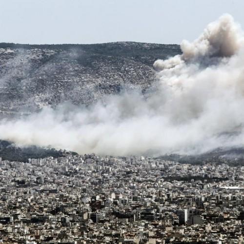Στο έλεος της φωτιάς πάνω από πενήντα περιοχές σ' όλη την Ελλάδα – Εικόνες που σοκάρουν-Video
