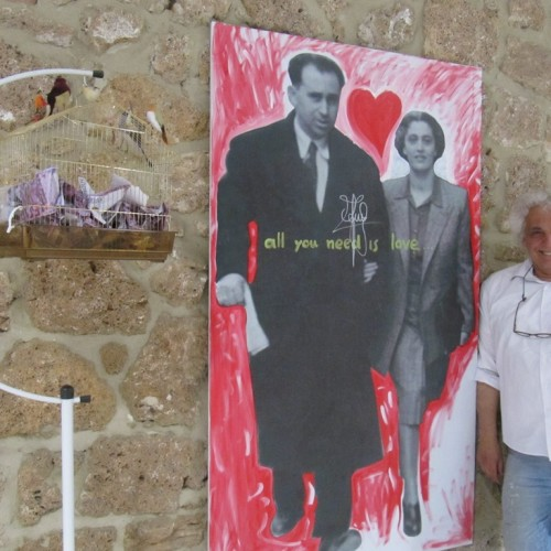 Γιάννης Ναζλίδης. Αναζητώντας, με τη ζωγραφική και την ποίηση, το χαμένο παράδεισο της παιδικής αθωότητας