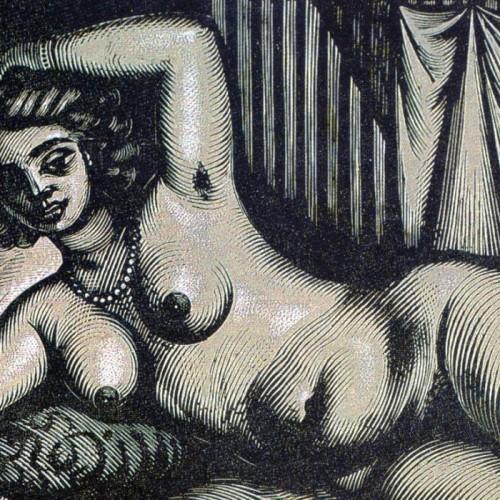Ο ερωτικός Α. Τάσσος – Μια άλλη διάσταση της χαρακτικής του