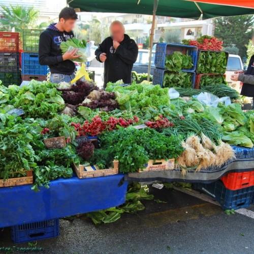 Νέα προθεσμία για άδειες πωλητών λαϊκών αγορών του Δήμου Βεροίας.