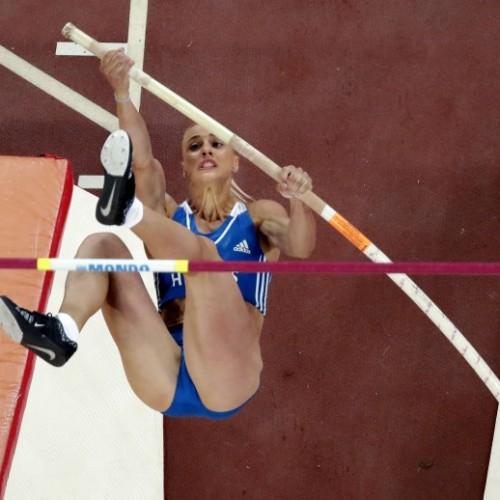 Χάλκινο μετάλλιο η Κυριακοπούλου στο Παγκόσμιο πρωτάθλημα στίβου, στο Πεκίνο -video