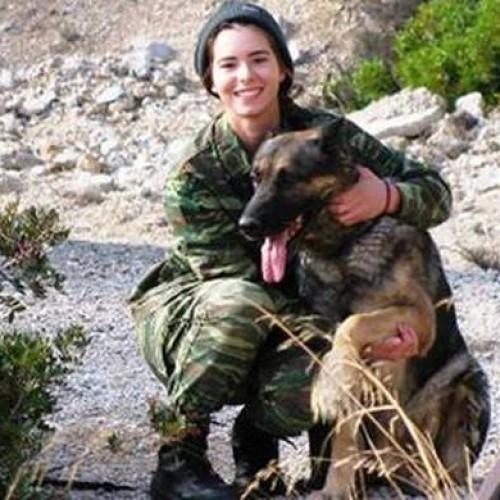 Ο γηραιότερος σκύλος του ελληνικού στρατού ξηράς πήρε... σύνταξη