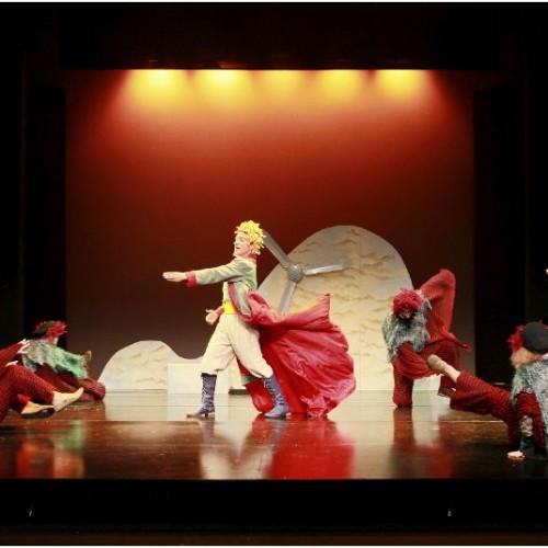 """Αναβάλλεται η παράσταση  του """"Μικρού Πρίγκιπα"""",από τις """"Μαγικές Σβούρες"""",στο Θέατρο Άλσους """"Μελίνα Μερκούρη"""" στη Βέροια"""