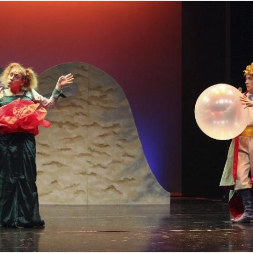 """""""Ο Μικρός Πρίγκιπας"""" από τις """"Μαγικές Σβούρες"""" αύριο 21 Αυγούστου, στο Θέατρο Άλσους """"Μελίνα Μερκούρη"""", στη Βέροια"""