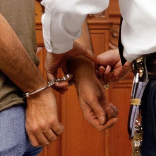 Συνελήφθη στη Βέροια...