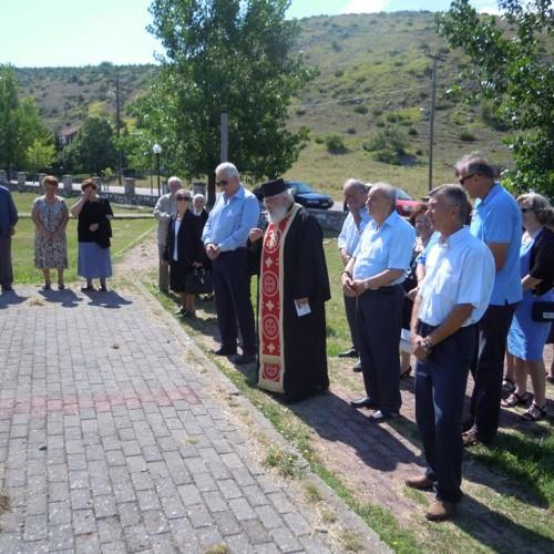 Το Ξηρολίβαδο τίμησε την μνήμη των πεσόντων του στους Εθνικούς Αγώνες