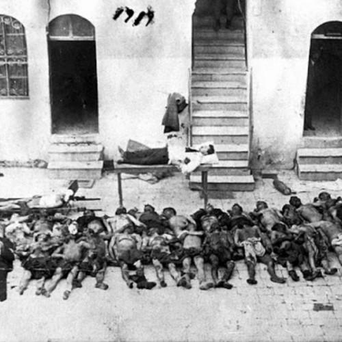 Αναφορά στη Βουλή της Φρόσως Καρασαρλίδου για την εξαίρεση από την εξεταστέα ύλη κεφαλαίου, που αναφέρεται στην Γενοκτονία του Ποντιακού Ελληνισμού