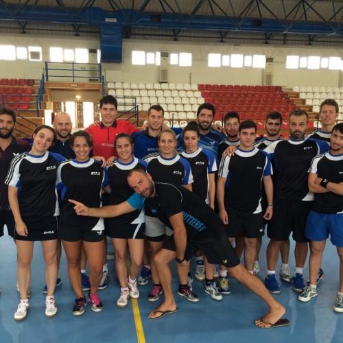 Ο Δήμαρχος Βέροιας, Κώστας Βοργιαζίδης, θα δεχθεί την Εθνική ομάδα Επιτραπέζιας Αντισφαίρισης