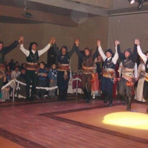 Η Εύξεινος Λέσχη Βέροιας στο 20ο Φεστιβάλ Λαϊκού Χορού, στο Σούλι Πατρών