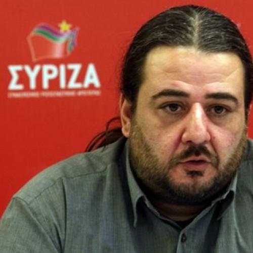Παραιτήθηκε ο Κορωνάκης από τη θέση του γραμματέα του ΣΥΡΙΖΑ