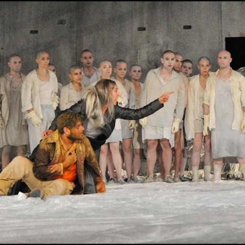 """ΚΘΒΕ: """"Η Ιφιγένεια στη χώρα των Ταύρων"""", στο Αρχαίο Θέατρο Δίου, Τετάρτη  19 Αυγούστου"""