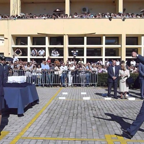 Φρόσω Καρασαρλίδου: Να επαναλειτουργήσει η Σχολή Αστυφυλάκων Νάουσας