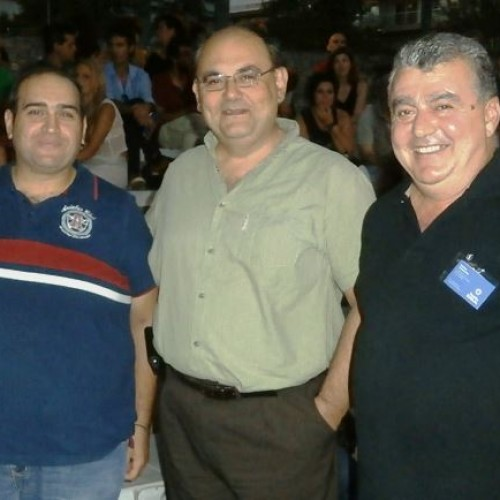 Συνάντηση του Δημήτρη Καζάκη με τους υποψήφιους βουλευτές του Ε.ΠΑ.Μ  Ημαθίας