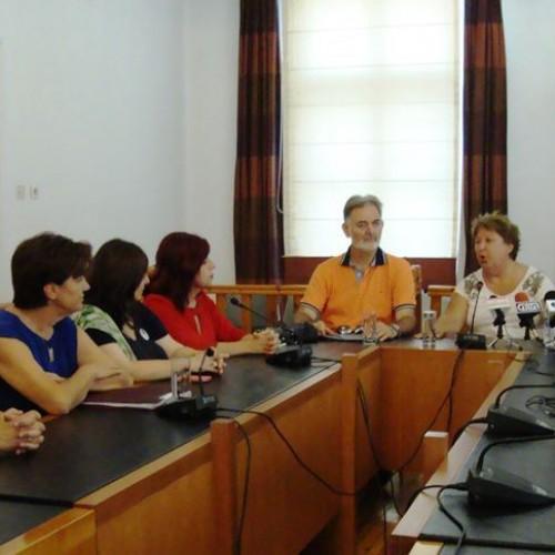 """Συνάντηση συνεργασίας των έξι """"ΔΗ.ΠΕ.ΘΕ. της Εγνατίας Οδού"""", στην Καβάλα"""