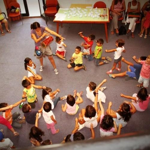 Μαθήματα Μουσικής Προπαιδείας στο Ωδείο Φίλιππος, στη Βέροια, με την Εύα Ιεροπούλου
