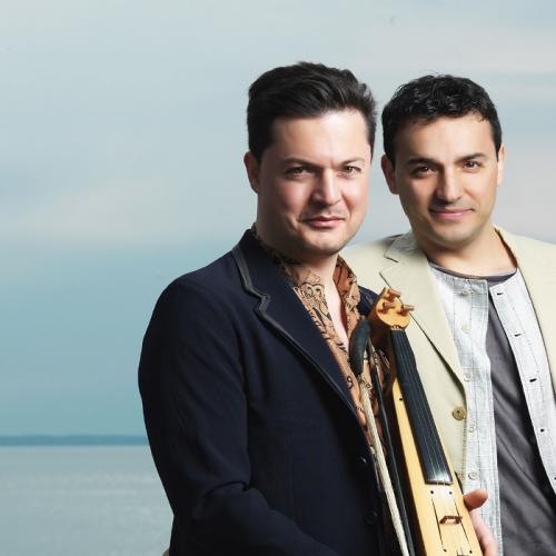 Αδελφοί Τσαχουρίδη  -  Ταξιδεύοντας τη Μουσική στις γειτονιές του κόσμου