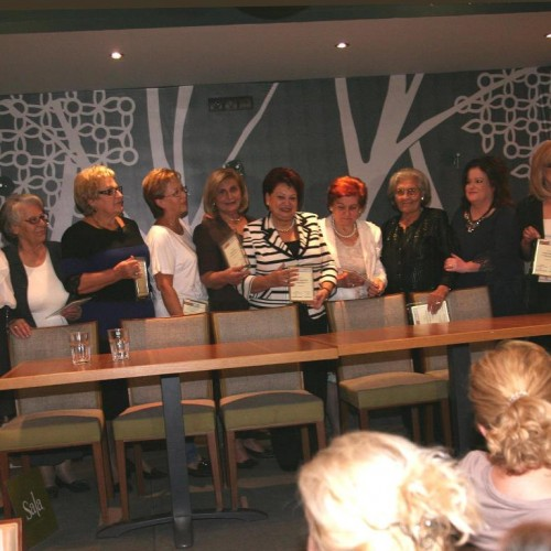 Με επιτυχία ολοκληρώθηκε η ημερίδα για τη γυναικεία επιχειρηματικότητα-Βραβεύτηκαν γυναίκες επιχειρηματίες της Βέροιας