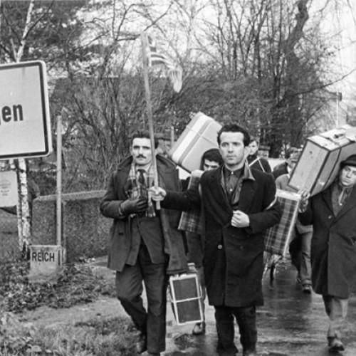 55 χρόνια από την επίσημη έναρξη της μετανάστευσης στη Γερμανία