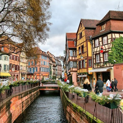 Η πιο όμορφη πόλη της Ευρώπης;