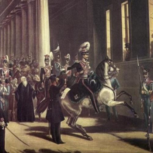 Σαν σήμερα,  3η Σεπτέμβρη 1843: Η Επανάσταση για Σύνταγμα στην Ελλάδα