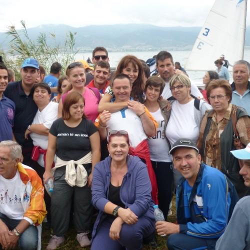 """""""Τα Παιδιά της Άνοιξης"""" και μαθητές του Ε.Ε.Ε.Ε.Κ. Αλεξάνδρειας επισκέφθηκαν τη λίμνη Βόλβη"""