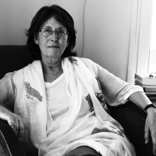"""Η Μαρλένα Πολιτοπούλου στη Νάουσα, για την παρουσίαση του νέου της μυθιστορήματος """"Η Πηνελόπη των τρένων"""""""