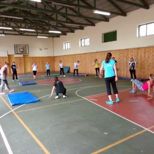 Δωρεάν μαθήματα γυμναστικής του Δήμου Νάουσας