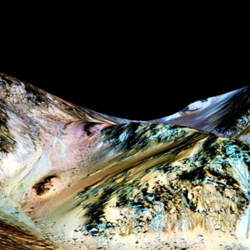 Βρέθηκε νερό στον Άρη! Ανακοινώθηκε από τη ΝΑSA σε έκτακτη συνέντευξη τύπου