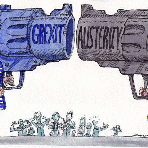 """""""Οι δύο κύκλοι των εκλογών"""" του Κώστα Καραγιάννη"""