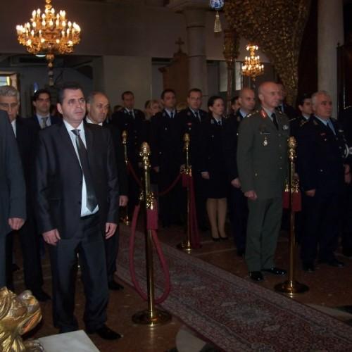 Ο Εορτασμός «Ημέρας της Αστυνομίας» και του Προστάτη του Σώματος Αγίου Αρτεμίου