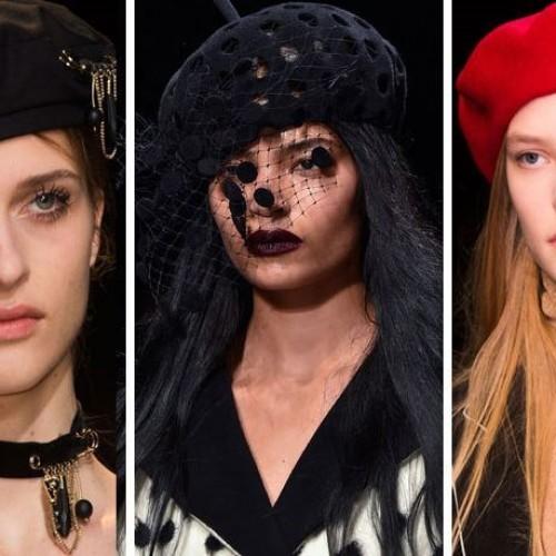 Μόδα: Τάσεις στα Γυναικεία Καπέλα. Φθινόπωρο - Χειμώνας 2015-2016