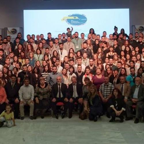 Η Εύξεινος Λέσχη Ποντίων Νάουσας στη 2η Παγκόσμια Συνδιάσκεψη Ποντιακής Νεολαίας, στη Θεσσαλονίκη