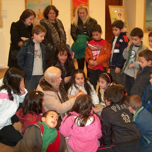 Εύξεινος Λέσχη Ποντίων Νάουσας: Δωρεάν μαθήματα Falum Dafa για μικρούς και μεγάλους