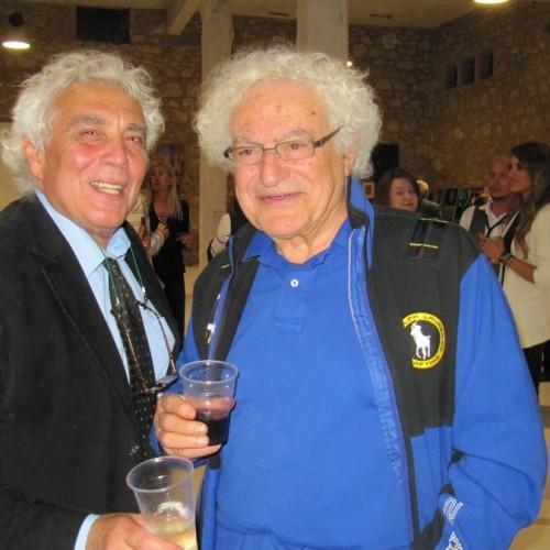 Γιάννης Ναζλίδης – Πυθαγόρας Ιερόπουλος. Μια ιδιαίτερη βραδιά ποίησης, ζωγραφικής και μουσικής, στο Εκκοκκιστήριο Ιδεών, στη Βέροια